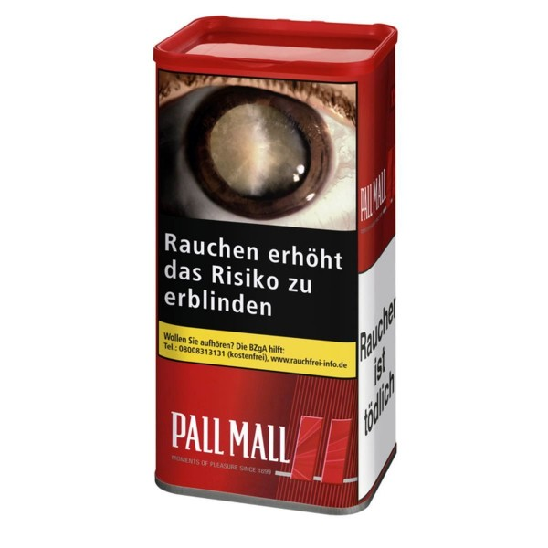 Pall Mall Red Dose XXL