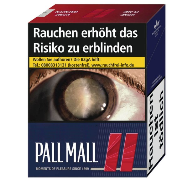 Pall Mall Red Giga Packung