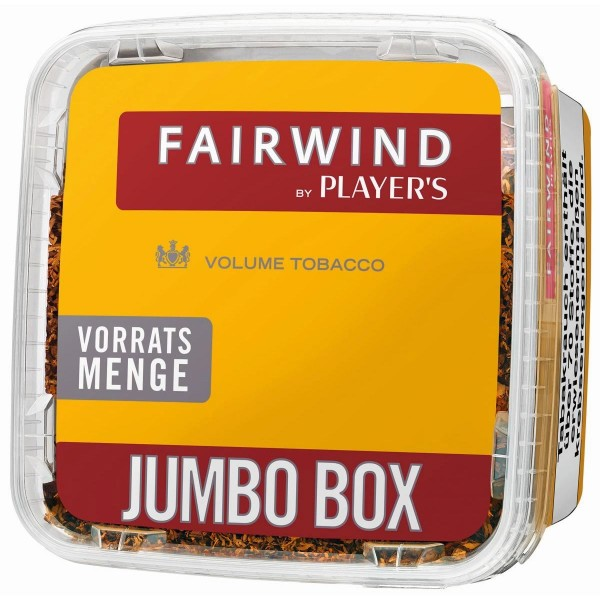 West Yellow Limited Edition Fairwind Volume Tobacco