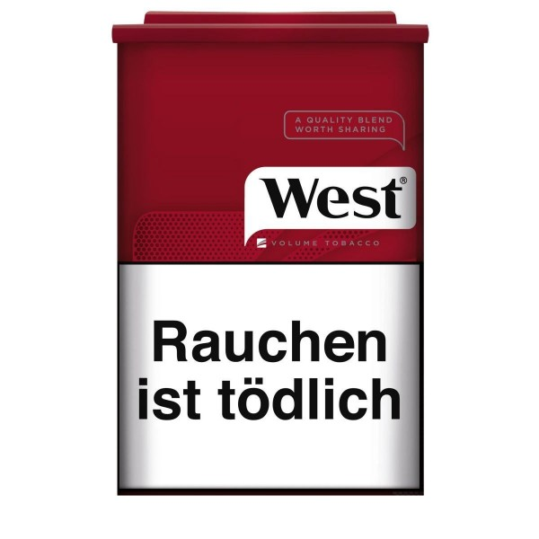 West Red XL Dose Volume Tobacco