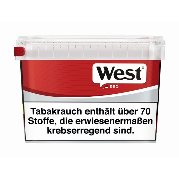 West Red Megabox Volume Tobacco