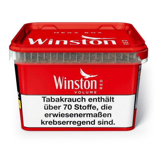 Winston Volume Red Mega Box