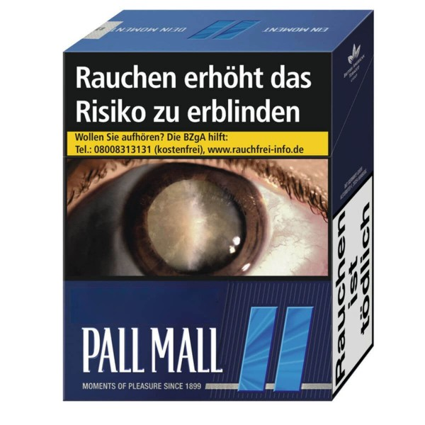 Pall Mall Blue Giga Packung